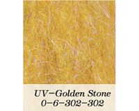 MFC's UV Frog's Hair Dubbing� - Golden Stone